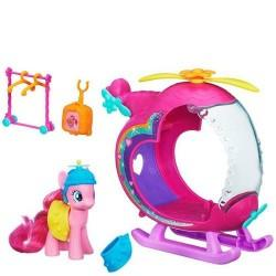 Hasbro My Little Pony Elicopterul Curcubeu Pinkie Pie