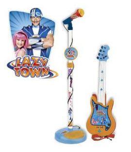 Reig Musicals Reig Musicals – Set chitara si microfon Lazy town