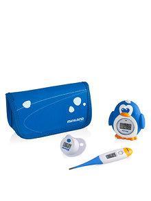 Miniland Miniland – Set termometre Thermokit albastru