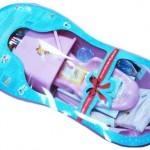 Generic Set Baie Si Igiena TEGA Roz Pentru Bebe Si Copii