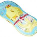 Generic Set Baie Si Igiena TEGA Galben Pentru Bebe Si Copii
