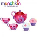 Munchkin Jucarie de baie Set ceai si prajiturele – Munchkin