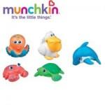 Munchkin Munchkin – Set 5 jucarioare de baie