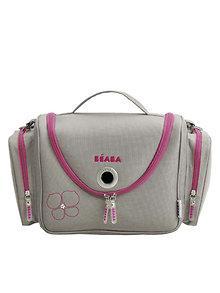 Beaba Beaba – Geanta Vanity gri/roz