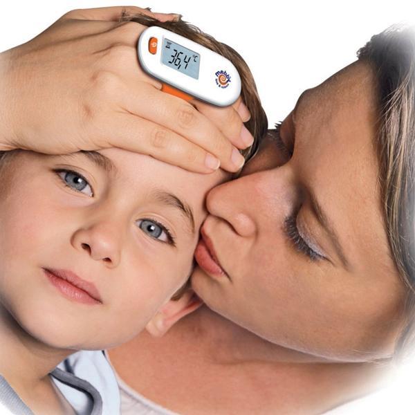 Mebby Mebby Termometru de frunte Mother's Touch
