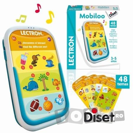 Diset Mobiloo Tableta interactiva copii