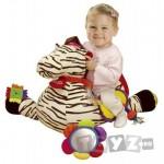 K'sKids Jucarie Interactiva Zebra Ryan 44CM