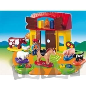Playmobil Ferma Interactiva