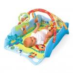 Bright Starts Bright Starts Salteluta interactiva Baby's Play Place Deluxe Edition