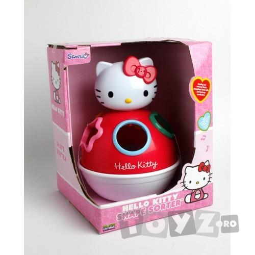 Hello Kitty Jucarie De Sortat Forme