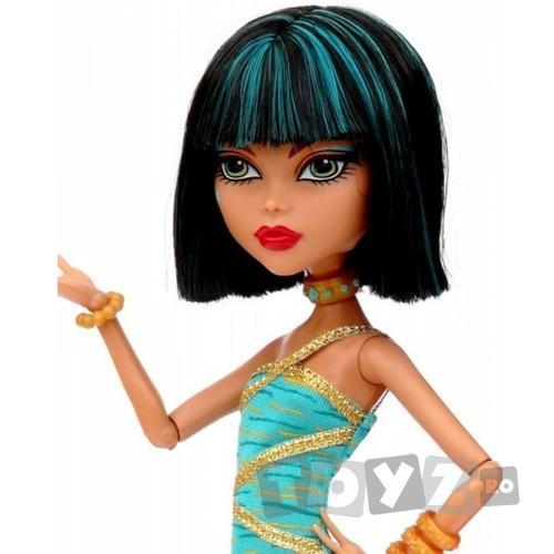 Mattel Cleo De Nile cu accesorii – Monster High