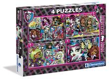 Clementoni Puzzle Special 2 X 100 + 2 X 180 – Monster High