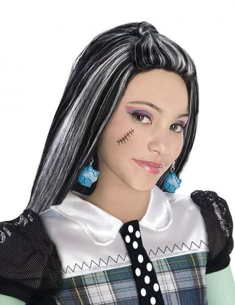 RUBIES Peruca Frankie Stein – Monster High
