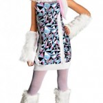RUBIES Costum Abbey Bominable – Monster High