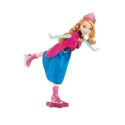 Frozen Papusa Anna Patinatoare Disney Frozen