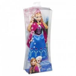 Frozen Papusa Anna Stralucitoare-Frozen
