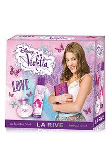 Violetta Set cadou Violetta Love