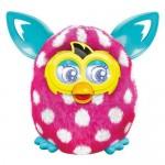 HASBRO Hasbro – Furby Boom Roz Alb Noua Generatie