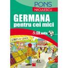 NICULESCU Germana Pentru Cei Mici + Cd Audio (Pons)