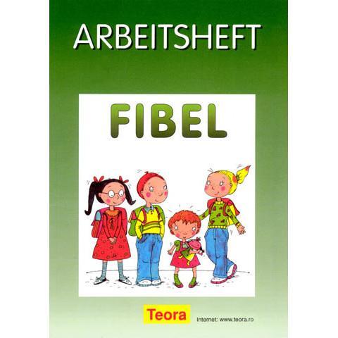 TEORA Fibel arbeitsheft – Germana caiet lucru