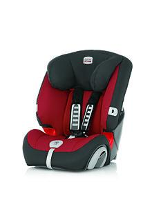 Britax-Romer Scaun auto Evolva 123 Plus Chili Pepper