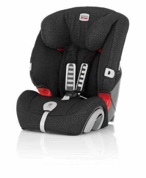 BRITAX – ROMER Scaun auto copii Britax-Romer Evolva Plus Smart Zebra