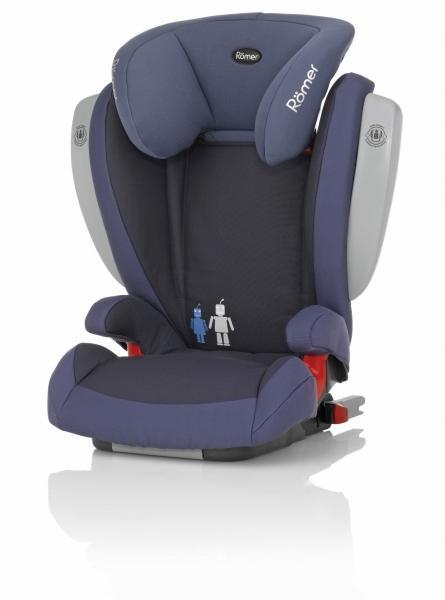 BRITAX – ROMER Scaun auto copii Britax-Romer Kidfix XP Sict Crown Blue