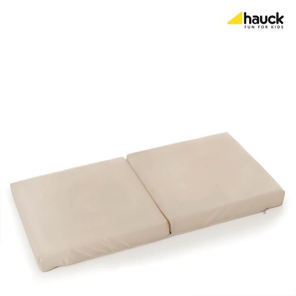 HAUCK Saltea pentru pat pliant Hauck Beige