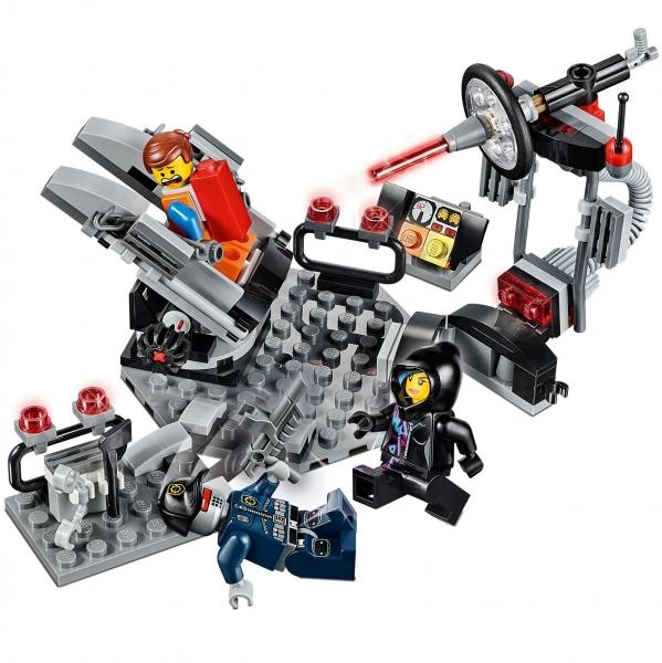 LEGO LEGO MOVIE – Camera de topire (70801)