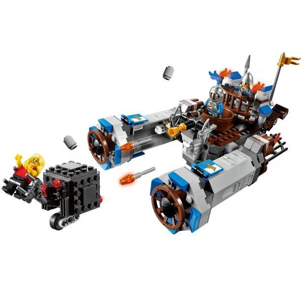 LEGO The Lego Movie – Cavaleria castelului (2014)