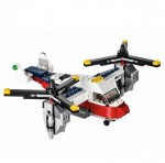 LEGO LEGO Creator – Aventuri cu elice dubla (31020)