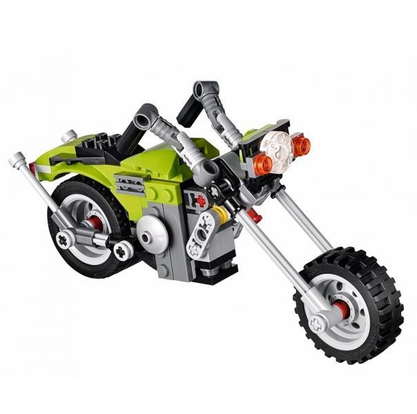 LEGO LEGO Creator – Motocicleta de sosea (31018)