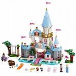 LEGO LEGO Disney Princess – Castelul romantic al Cenusaresei (41055)