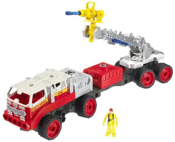 Mega Bloks Mega Rig-Masina de pompieri