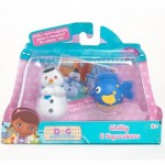 Disney Figurine Doctorita Plusica Chilly si Squeakers