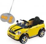 Biemme Biemme – Masinuta MiniCooper S Yellow