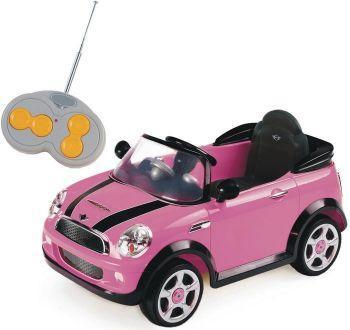 Biemme Biemme – Masinuta MiniCooper S Pink