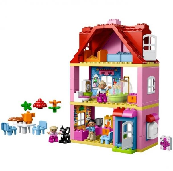LEGO LEGO DUPLO – Play House (10505)