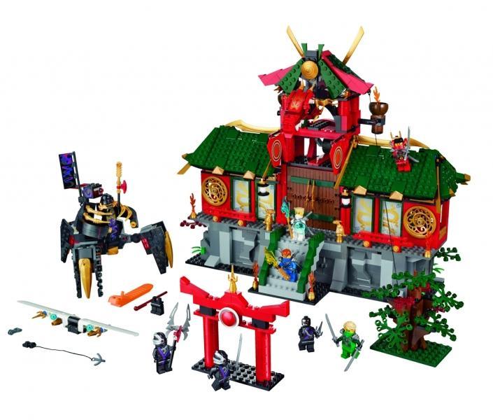 LEGO Lego NinjaGo – Lupta pentru orasul Ninjago