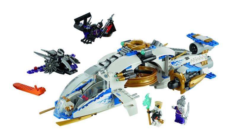 LEGO Lego NinjaGo – Ninja Copter