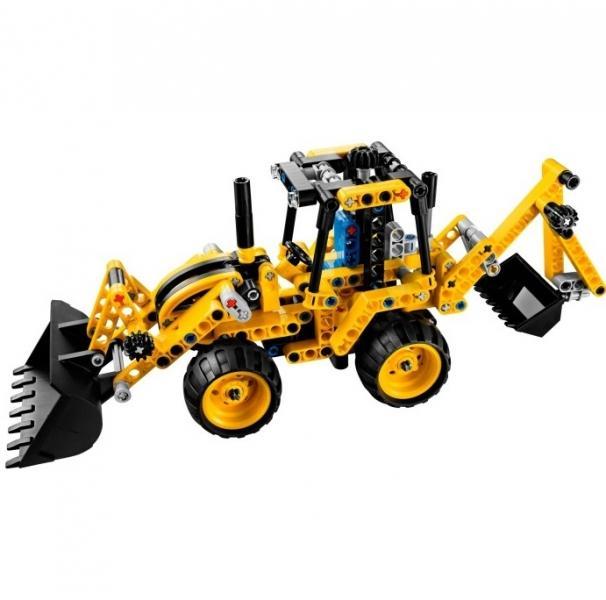 LEGO Lego Technic – Buldoexcavator
