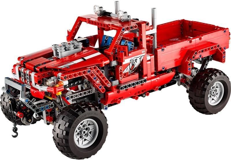 LEGO LEGO Technic – Camioneta customizabila (42029)