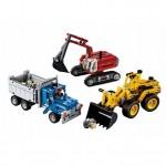 LEGO LEGO Technic – Echipaj de constructii (42023)