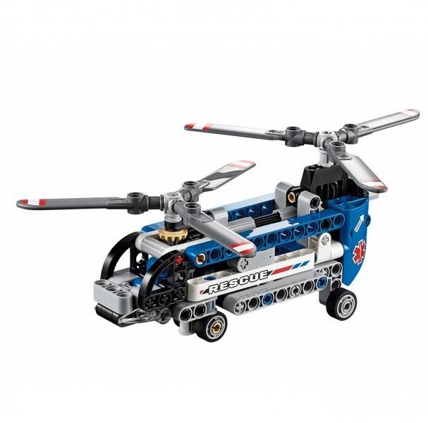 LEGO LEGO Technic – Elicopter cu rotor dublu (42020)