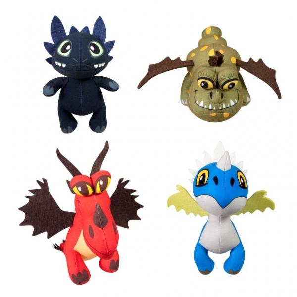 DRAGONS Dragons – Plus Dragoni (12 cm)