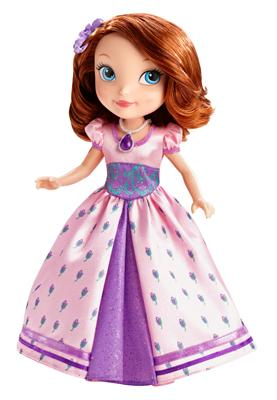 Mattel Mattel – Papusa Printesa Sofia New Fashion