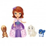 Disney Figurina Disney Sofia si Prietenii Animale