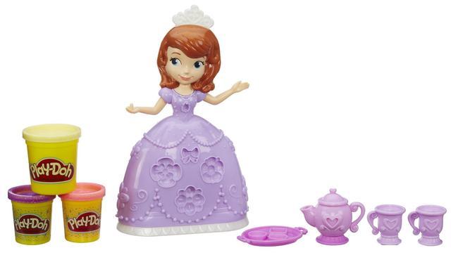 Play-Doh Play-Doh Disney – Prima Petrecere cu Ceai a Sofiei