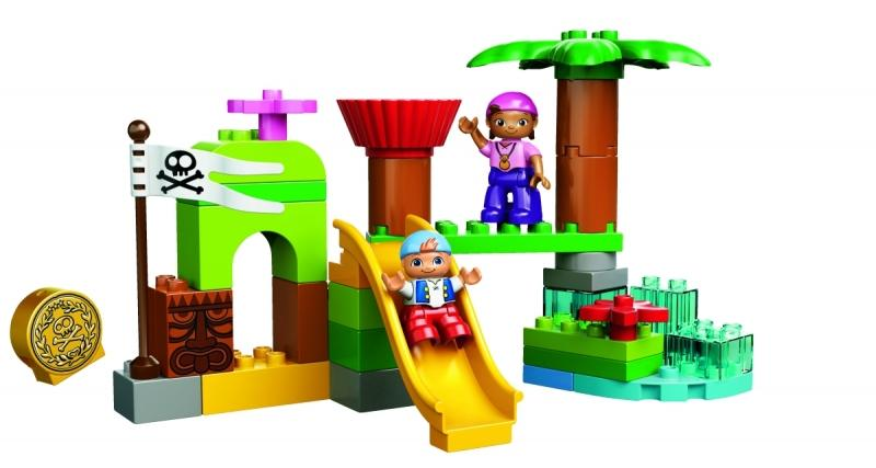 LEGO Lego Duplo – Ascunzatoarea din Neverland
