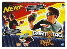 Nerf Pusca Nerf Dart Target Duel